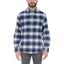 Jachs-Men-039-s-Brawny-Flannel-Work-Shirt-Cotton-Button-Down-Long-VARIETY-Size-amp-Color thumbnail 4