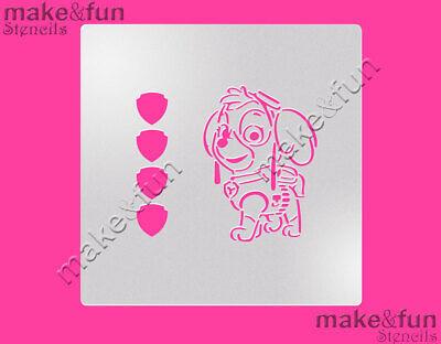 Pyo Cookie Stencil Torten Schablonen Airbrush Stencil Cake Stencil
