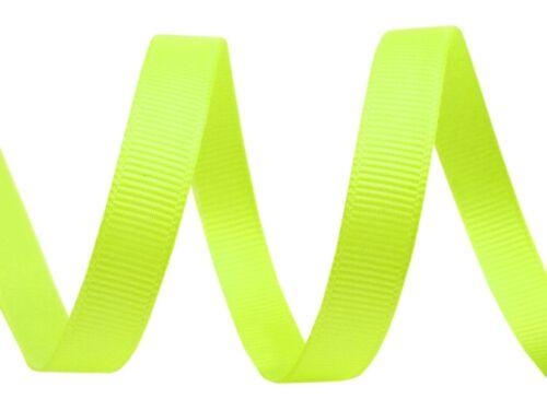 2 m grosgrain 9 mm cenefa cinta diferentes colores bricolaje coser 1330 1m//0,65 €