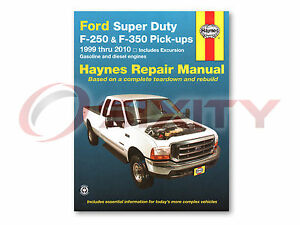 ford f 250 super duty haynes repair manual lariat xl fx4. Black Bedroom Furniture Sets. Home Design Ideas