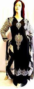 Shalwar-kameez-black-eid-pakistani-designer-salwar-sari-abaya-hijab-suit-uk-18
