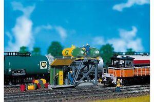 Faller 120145 HO 1/87 Réservoir de gas-oil pour locomotives Diesel