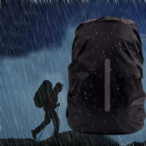 Travel-Camping-Reflective-Backpack-Rain-Cover-Waterproof-Bag-Protector-18-55L