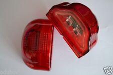2 LED Posteriore Rosso Luci di Ingombro & Targa Fari 24V Camion Rimorchio Bus