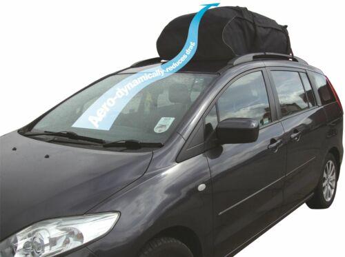 Streetwize Water Resistant 458L Roof Box Cargo Soft Bag 135 x79 x43cm