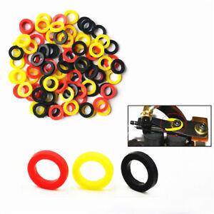 100pcs-Tattoo-Machine-Gun-O-Rings-Lose-Shock-Elastic-Rubber-Durable-Mixed-Color
