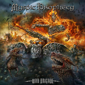 MYSTIC-PROPHECY-War-Brigade-Limit-Edition-Digipak-CD-205931