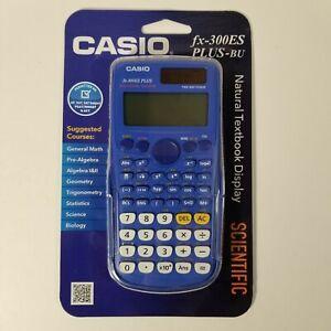 CASIO FX300ES Plus Scientific Calculator,Natural textbook display,for SAT//ACT//AP
