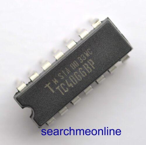100/% New And Genuine TC4066BP Integrated Circuit DIP-14