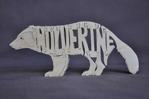 Wolverine-Wooden-Animal-Puzzle-Amish-Scroll-Saw-Toy