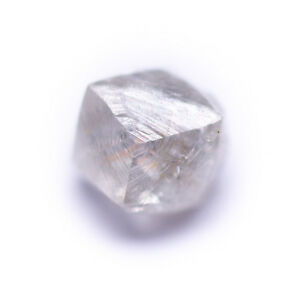 0.28 Carat J SI3 Dodecahedron Diamond Natural Rough Untreated