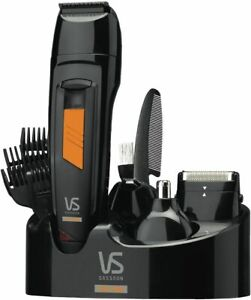 VS Sassoon VSM7056A Cordless Rechargeable Hair Beard Body Trimmer