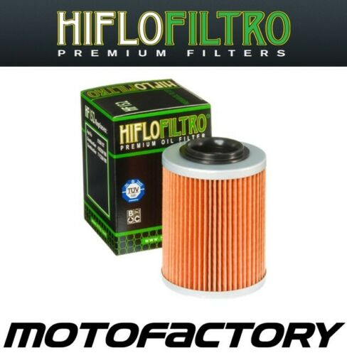 HIFLO OIL FILTER FITS CAN-AM 1000 RENEGADE 2012-2017