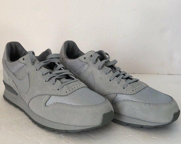 Nike Air Zoom Epic Luxe Trainer Shoes Size 13 Wolf Gray Cool Gay (876140-002)