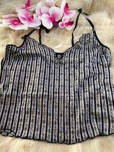 Unbranded-Camisole-Top-sleepwear-nightwear-size-us38-eu85-it5