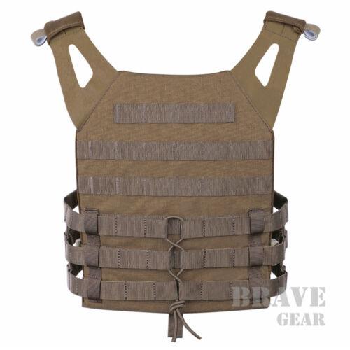 Details about  /Emerson Tactical Molle Jumpable Plate Carrier JPC Lightweight Vest Body Armor