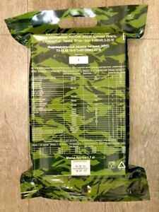 Food Ration Military of the Russian Army for travelers MRE Dry ration for a day