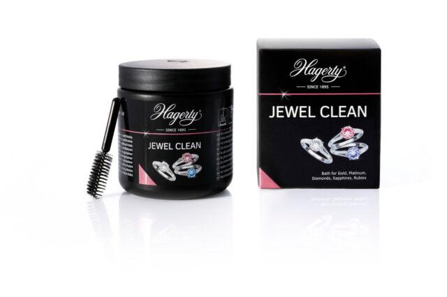 Hagerty Jewel Clean – Jewellery Dip Bath for Gold Diamonds 170 ml