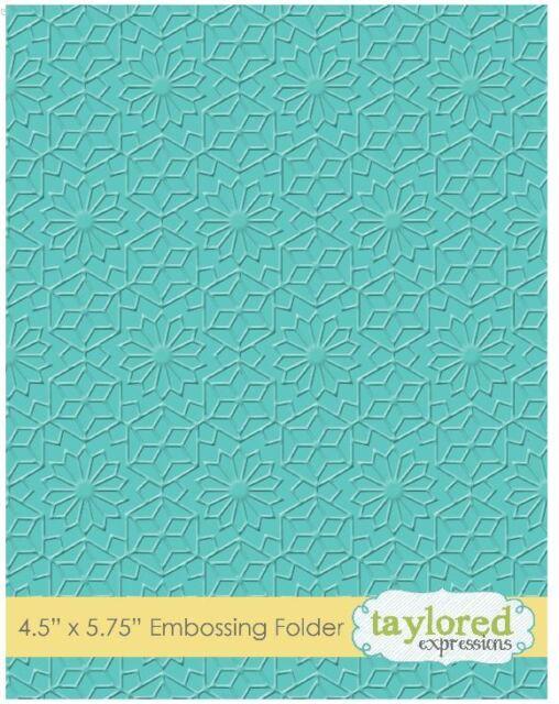 Darice Embossing Folder WOOD GRAIN Background Cardmaking A2 1216-71