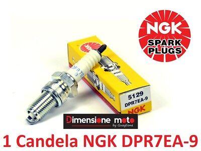 CANDELA NGK SPARK PLUG DPR7EA-9 YAMAHA TT 600 600 1986