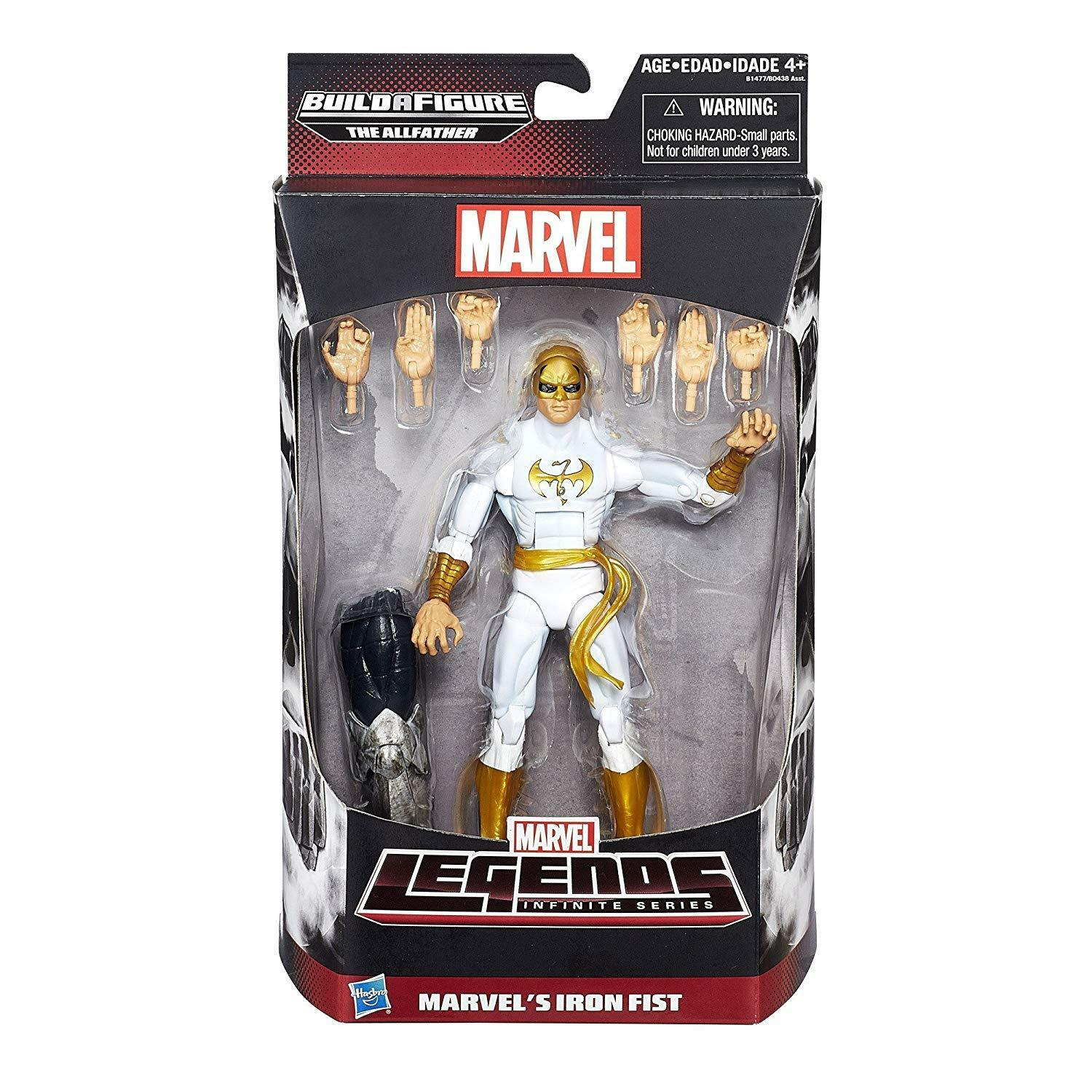 MARVEL Legends Avengers Serie Iron Fist 6 Figura