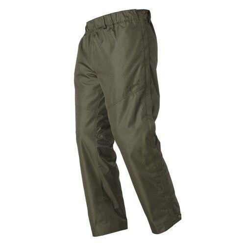 Sobre los Pantalones Ripstop Impermeable para Tiro Varear Caza Pierna Completa