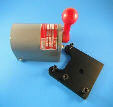 BRIDGEPORT MILL part STEP PULLEY DRUM SWITCH W/MOUNTING PLATE M1466-STEP NEW!!