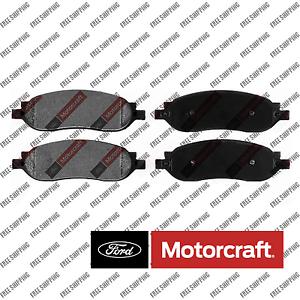 BR-1068 Ford Disc brake pad standard premium set for F-250 F-350 Motorcraft
