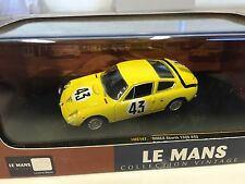 SIMCA Abarth 1300 #43 1962 1:43 IXO LE MANS COLLECTION DIECAST-LMC147