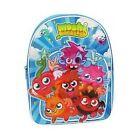 Moshi Monsters Backpack UK 3d Blue School Bag Rucksack Kids Satchel