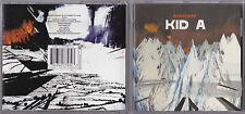 CD 10 TITRES TITRES RADIOHEAD KID A DE 2000 TBE