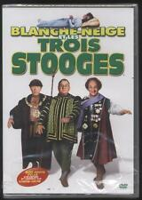 NEUF DVD BLANCHE NEIGE ET LES TROIS STOOGES 1961 SOUS BLISTER WALTER LANG