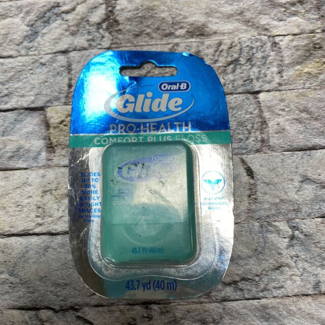 Oral-B Glide Pro-Health Comfort Plus Floss Mint 40 Meters
