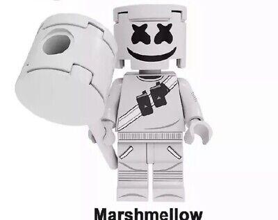 Marsmellow Christopher Comstock American DJ Band Music Custom Lego Mini Figure