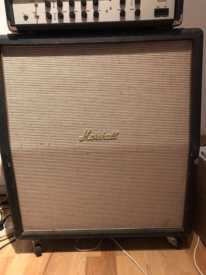 Guitarkabinet, Marshall 1960TV, 120 W