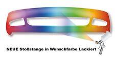 Mercedes W211 Stoßstange NEU Wunschfarbe Lackiert vorn AVANTGARDE mit SRA 02-06