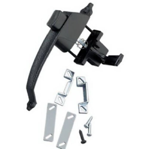 Wright Products V333bl Tie Down Screen Door Hardware Black