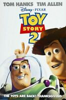 Toy Story 2 Movie Poster 24x36 Usa Seller
