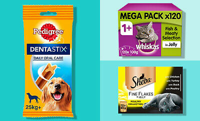 Great Savings on Pets Supplies
