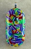 Illusionist Locket 1989 Thin Magic Heart Pendant By Illusion Lockets