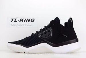 633bab4dc39 Nike Air Jordan DNA LX Flyknit Black White Training AO2649-001 Msrp ...
