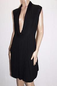belle-b-wear-Brand-Black-Pockets-Casing-Dress-Size-S-M-BNWT-SZ56