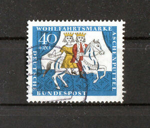 Bund-488-I-sauber-gestempelt-BRD-Plattenfehler-PF-Michel-120-00-Euro-used