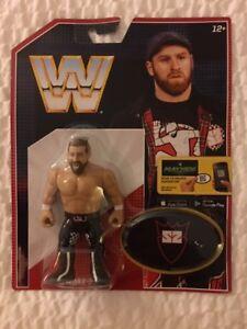 MATTEL-WWE-RETRO-SERIES-4-SAMI-ZAYN-WRESTLING-ACTION-FIGURE-MOC