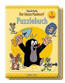 Puzzlebuch - Der kleine Maulwurf von Edition Trötsch | Buch | Zustand gut