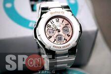 Casio Baby-G Combination Daul Times Ladies Watch BGA-110-7B2 BGA110 7B2
