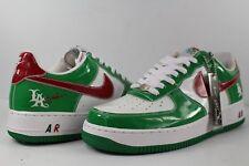 Nike Air Force 1 Mr Cartoon Cinco De Mayo White Classic Green Varsity Red La 8