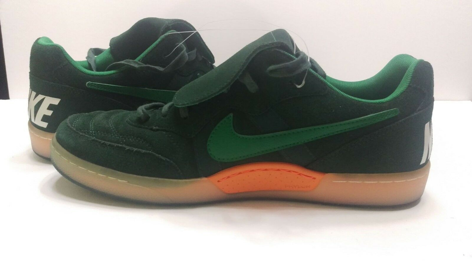 NIKE NSW TIEMPO 94 PREMIER 631689-338 Soccer shoes Size 11.5 US 45.5 EUR Green