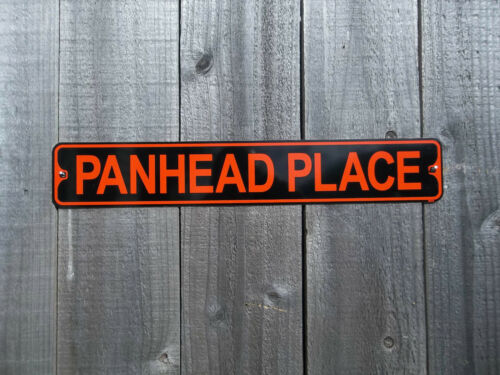 HYDRA-GLIDE FLH ALUMINUM STREET SIGN PANHEAD PLACE DUO-GLIDE