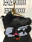 SHIPS NOW  NEW AIR JORDAN 6 RETRO GP PS KID'S Black Hyper Pink 543389-008 11c-3Y